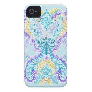 Rebirth, New age, meditation, boho, hippie iPhone 4 Cases
