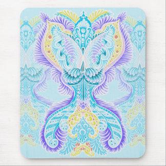 Rebirth, New age, meditation, boho, hippie Mouse Pad