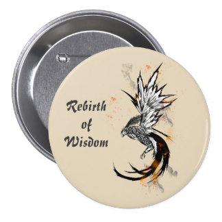 Rebirth of Wisdom Large Button