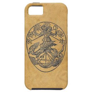 Rebis Hermaphrodite iPhone 5 Case