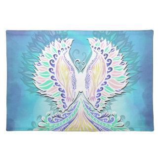 Reborn - Light, bohemian, spirituality Placemat