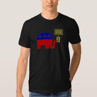 Rebuplican Government Shutdown 2011 T Shirts