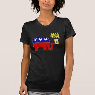 Rebuplican Government Shutdown 2011 Tshirt