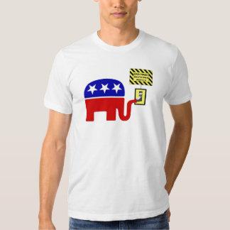 Rebuplican Government Shutdown 2013 T Shirts