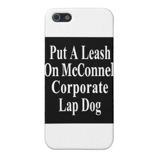 Recall Governor Mitch McConnell Koch Oil's Minion Cases For iPhone 5