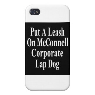 Recall Governor Mitch McConnell Koch Oil's Minion iPhone 4/4S Case