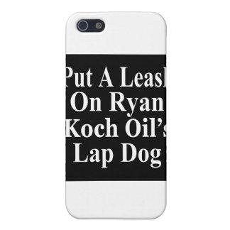 Recall Paul Ryan Koch Oil's Evil Minion iPhone 5 Case