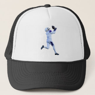 Receiver Catching the Long Bomb Trucker Hat