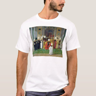 Reception at the Court of the Sultan Selim III T-Shirt