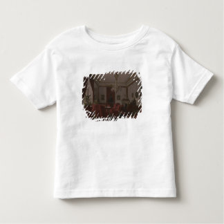 Reception Room in Berlin Reich Chancellor's Toddler T-Shirt