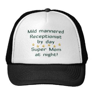 Receptionist Hat