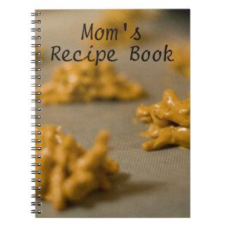 recipe book note books