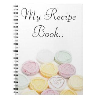 Recipe Note Book