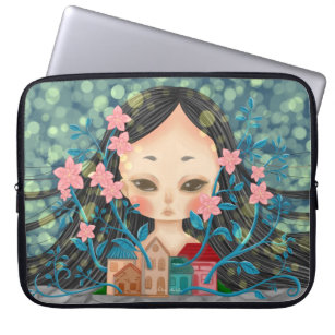 Reclaimed - Gaia and Nature - Laptop Sleeve
