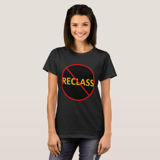 Reclass (Accounting Reference) T-Shirt