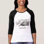 Reclining Poodle, Got poodle? Tees