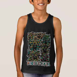 """Recluse Revival"" Boy's Tank Top"
