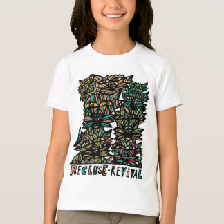 """Recluse Revival"" Girls' American Apparel T-Shirt"