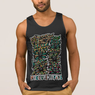 """Recluse Revival"" Men's Ultra Cotton Tank Top"