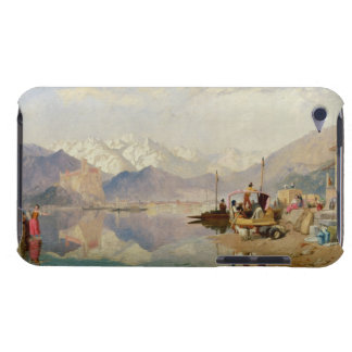 Recollections of the Lago Maggiore, Market Day at Barely There iPod Cover