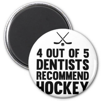 Recommend Hockey Magnet