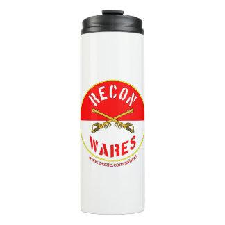 Recon Wares Logo Thermal Tumbler