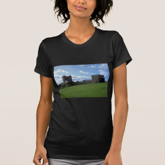 Reconstruction of Hadrians Wall, Vindolanda Museum T-Shirt