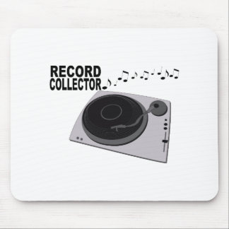 Record Collector Mousepad