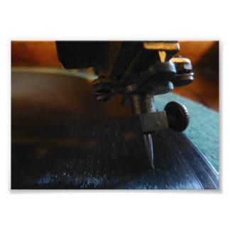 Record Needle Photograph