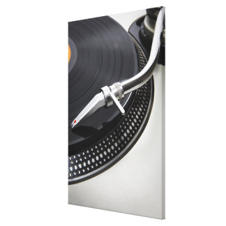 Record Needle Stylus Gallery Wrap Canvas