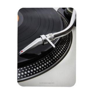 Record Needle Stylus Rectangular Photo Magnet