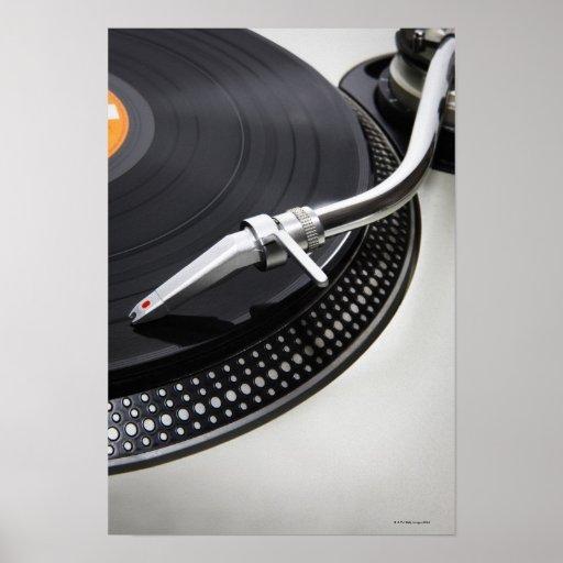 Record Needle Stylus Posters