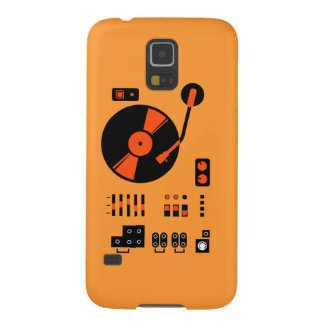 Record Player Galaxy S5 Cover