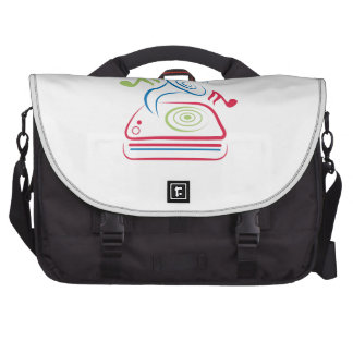 Record Player Bag For Laptop