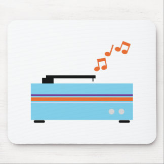 Record Player Mousepads