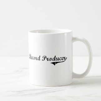 Record Producer Professional Job Coffee Mugs