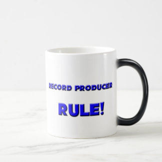 Record Producers Rule! Coffee Mugs