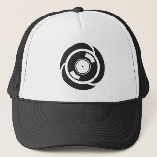 Record Spin Trucker Hat