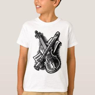 recorder and violin T-Shirt