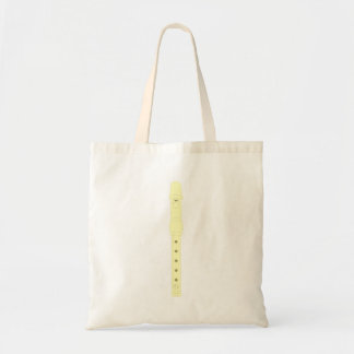 Recorder Tote Bags