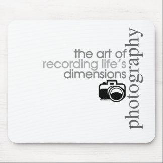 Recording Life s Dimensions Mousepad