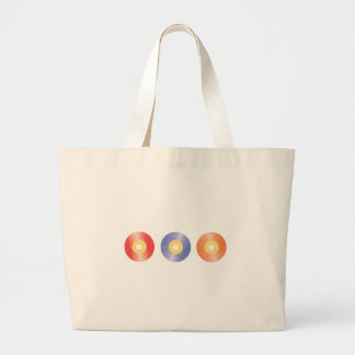 Records Tote Bags