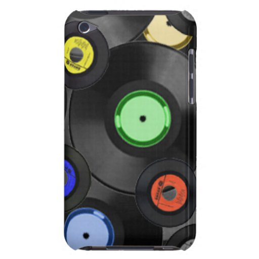 Records iPod Touch Case-Mate Case