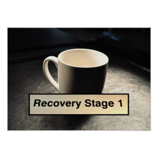 RECOVER STAGE 1 POSTER