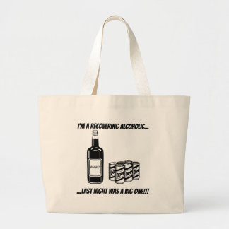 Recovering Canvas Bag