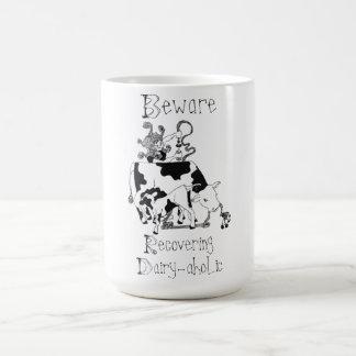 Recovering Dairy-aholic Coffee Mug