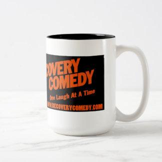 Recovery Comedy 15 oz. Coffee Mug