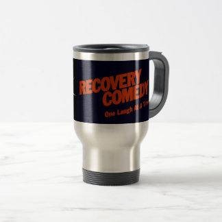 Recovery Comedy Travel Mug