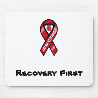Recovery First Mouse Pad