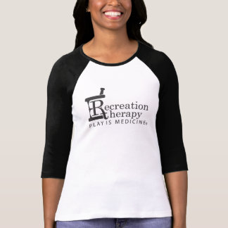 Recreation Therapy Ladies 3/4 Sleeve Raglan T-Shirt